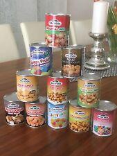 Salysol Snack-Sorten; Karton mit 96 Dosen Für Sally Sandral Vendingtower Tubz