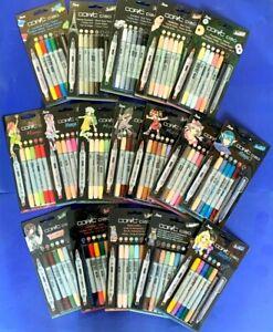 Copic Ciao Manga Marker Hobbymarker Layoutmarker 5 + 1 Set versch. Sets wählbar