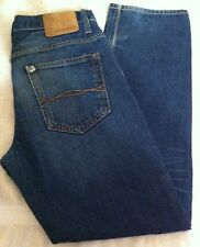 Womens Aeropostale Jeans Pre Owned Size 31-30 Straight Zip Front Ladies
