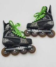 Mission Axiom A3 Inline Roller Hockey Skates Youth Size 1E - 2 US