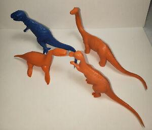 Vintage Nabisco Premium MPC Dinosaurs – Set of 4