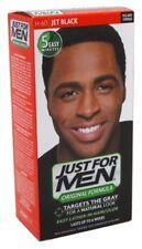 (3 Pack) JUST FOR MEN SHAMPOO IN #H-60 HAIRCOLOR JET BLACK