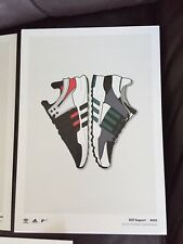 super popular 4847d 48f34 New Adidas Dan Freebairn Ltd KickPosters Collectables Card x EQT