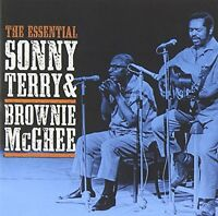 TERRY SONNY AND BROWNIE MCGHE - THE ESSENTIAL [CD]