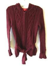 талия с длинным рукавом кофты женские свитер с запахом Ebay