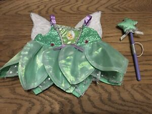Build A Bear Disney Ariel Dress And Wand In Very Good condition