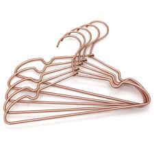 "Koobay Copper Rose Gold 12"" Children Baby Display Coat Clothes Hangers (30PCS)"
