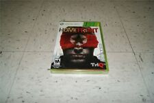 Homefront Xbox 360 Genuine Game New Sealed