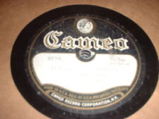 78RPM Cameo 9193 Detroiters, It's a Funny Feeling / Cliff Roberts, Breakaway V-