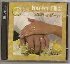 """WEDDING SONGS, 2 CD'S """"CIRCLE OF LIFE FOREVER, MONE"""" NEW SEALED"""