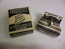 Vintage 1960s Berghman Skate Sharpener for Winter Ice Skates 012518Dbt5
