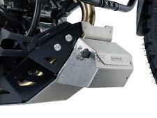 Boite à outils pour sabot moteur. 197x87x132 mm. Verouillable. Aluminium. Gris.