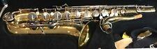 Vintage Selmer 1244 Tenor Saxophone in Hard Case