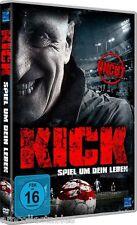 DVD - KICK - Jeu um dein Leben - Uncut - NEUF/emballé