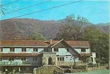Romania Brasov cabana dimbu morii artistic postcard