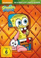 SPONGEBOB SCHWAMMKOPF - SEASON 2  3 DVD NEUF