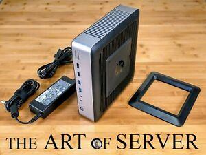 HP T730 4GB-RAM 16GB-SSD 5x1GbE WIFI PSU Stand pfSense firewall router