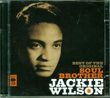 Jackie Wilson - The Best Of The Original Soul Brother 2x CD Perfetti