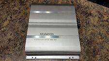 Kenwood KAC-744 4 Channel Amplifier Made in Japan Old School FREE SHIPPING