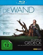 Die Wand (Martina Gedeck -  Karlheinz Hackl)                     | Blu-ray | 399