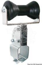 Osculati Boat Trailer Large Central Center Roller w Adjustable Bracket 80x100 mm