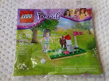 NEW & SEALED Lego Friends Mini Golf & Emma Minifig Polybag 30203,Legoland coupon