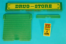 playmobil piezas Drugstore oeste western drug store cartel far west arms tools