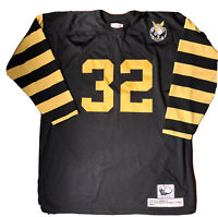 MITCHELL & NESS CHICAGO HORNETS ALL AMERICAN FOOTBALL CONF. AUTHENTIC JERSEY 54