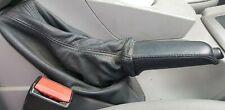 BMW E83 X3 2005 MODEL HANDBRAKE ASSEMBLY BLACK LEATHER FITS 6/04-11/10