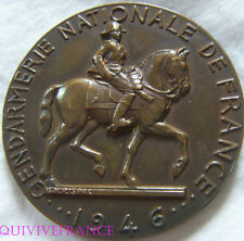MED6173 - MEDAILLE GENDARMERIE NATIONALE DE FRANCE 1946 par RISPAL