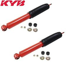 Fits Toyota 4Runner Land Cruiser Set of 2 Shock Absorbers KYB MonoMax 565059