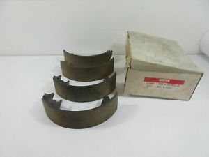 UNITED X314APR , AXS314 , 4820358 , W314R BR 100 BRAKE SHOES 522/78157-01