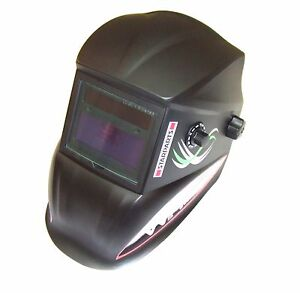 Starparts Welding And Grinding Helmet Variable Shade 9 - 13