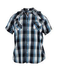 Duke Men's Loose Fit Cotton Casual Shirts & Tops