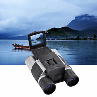 10X25 1080P HD Digital Binocular Telescope Camera Travel Video Recorder DV LCD