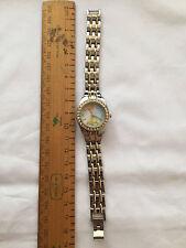 Disney TNK406 Gold & Silver Tone Quartz Watch