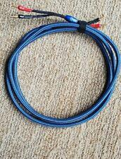 AudioQuest Type 4 Speaker Cable - 8 ft. (2.44 m) Banana Connectors