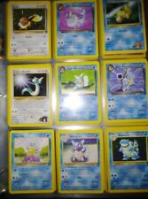 Pokemon Card Collection Base Cards