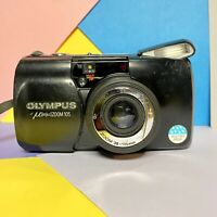 Olympus Mju Zoom 105 Compact 35mm Point & Shoot camera, Film Tested! Retro Lomo