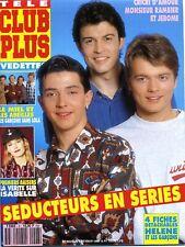 Magazine CLUB PLUS n°6, HELENE, CRICRI, 90210, Lark WHOORIES, Will SMITH, FABIEN