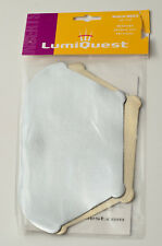 LumiQuest LQ-112 Metallic Inserts - Folien-Set silber/gold für Blitzformer OVP