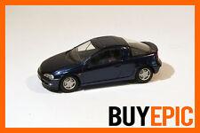Schuco Opel Tigra A COUPè 1:43, Blu Metallizzato, Blu, Modellino Auto,