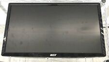 "Acer S201HL 20"" Full HD Widescreen LED LCD Monitor W/ AC Power Charger"