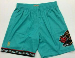 Vancouver Grizzlies Mitchell & Ness NBA Authentic Swingman Men's Mesh Shorts