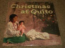 Christmas At Quinto HCJB Ecuador Radio~RARE Private Holiday Xmas~FAST SHIPPING!