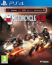 Motorcycle Club Sony PlayStation 4 PS4 Brand New