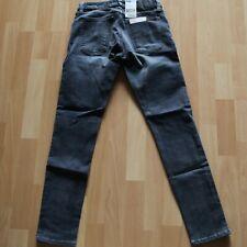 NEU Nudie Jeans Skinny LIN (skinny legs) Organic Shimmering Grey 28/32