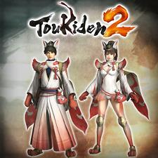 Code Toukiden 2  costumes alternatifs Tenko 4 mitamas PS4