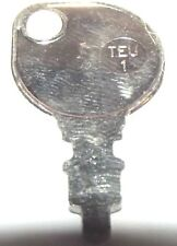 Universal Ignition Key For Ride On Lawn Mowers MTD Murray Simplicity Snapper jcb