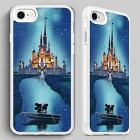 Disney Castle Magical Minnie Mouse QUALITY PHONE CASE for iPHONE 4 5 6 7 8 X